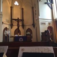 Foto tomada en Iglesia Luterana de La Santa Cruz en Valparaíso por Marcelo C. el 3/13/2016
