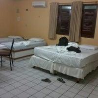 Photo taken at Hotel Pousada Atlantica by Bruna R. on 2/2/2014