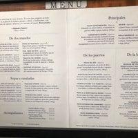 Photo prise au Restaurante Cedrón par Salvador V. le4/6/2018
