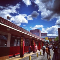 Photo taken at Marshall Street by Ben L. on 9/6/2013