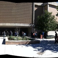 Photo taken at Wooten Hall by Zachary H. on 2/21/2013