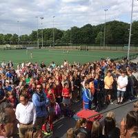 Photo taken at Amersfoortse M.H.C by Hielko v. on 6/13/2015