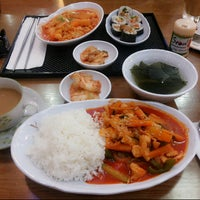 Photo taken at Seoul Restaurant by Firda S. on 2/5/2014