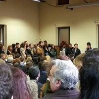 """Photo taken at Dipartimento di Filosofia E Comunicazione by Fulvio """"Aramil"""" C. on 3/27/2014"""