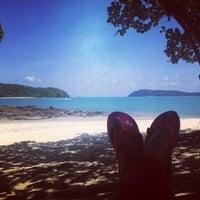 Photo taken at The Lanai Langkawi Beach Resort by Fara E. on 5/22/2014