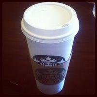Photo taken at Starbucks by Sabrina H. on 3/19/2013