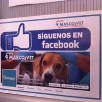 Photo taken at MascoVet by Diego S. on 9/29/2014