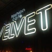 Photo taken at Velvet by Andru P. on 3/2/2013