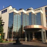 Photo taken at Arthurs Village & SPA Hotel by Nikolay G. on 6/29/2013