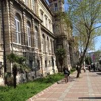 4/12/2013 tarihinde Gözde B.ziyaretçi tarafından İstanbul Teknik Üniversitesi'de çekilen fotoğraf