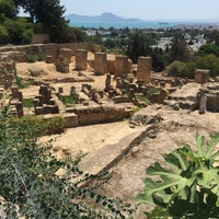 Photo taken at Carthage National Museum I Le musée national de Carthage I المتحف الوطني بقرطاج by Альбина ➰ on 8/9/2016