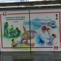 Photo taken at RapidKL Bukit Dukung (SBK31) MRT Station by Hazim J. on 4/28/2018