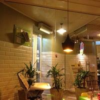 3/11/2013에 Dasha K.님이 RollHouse - Sushi&Pizza에서 찍은 사진