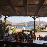 Photo taken at Stamatis Restaurant & Grill by Ümit Ç. on 8/9/2017