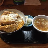 Photo taken at しらかば食堂 by cohkey on 4/21/2016