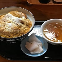 Photo taken at しらかば食堂 by cohkey on 1/30/2018
