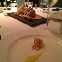 Photo taken at Zenzero Restaurant & Wine Bar by Joan C. on 3/22/2014