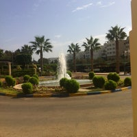 Photo taken at Houria Palace by Olfa L. on 10/2/2014