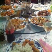 Photo taken at Kitajska restavracija Shanghai by Alja S. on 2/22/2014