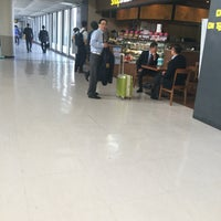 Photo taken at Gate 9 - GMP Domestic by Gemma K. on 5/17/2016