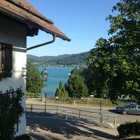 Photo taken at Litzlberger Keller by ThL on 8/16/2013