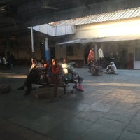 Photo taken at mahoba rly station by Leticia S. on 6/23/2017