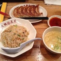 Photo taken at 大阪王将 長野駅前店 by Tomoki A. on 1/18/2013