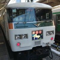 Photo taken at JR 東海道線 東京駅 by Tomoki A. on 12/2/2012