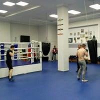 "Photo taken at Боксёрский клуб ""Легион"" by Александр Н. on 4/25/2017"