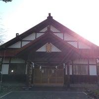 Photo taken at 多賀神社 by kodoku on 5/3/2017
