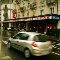 Photo prise au Cave Valaisanne et Chalet Suisse par Anand le11/4/2012