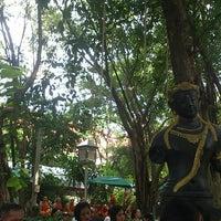 Photo taken at ลานใส่บาตร by Sunsmile I. on 12/2/2012