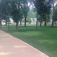 Photo taken at Parcul Central by Dianna P. on 7/22/2013
