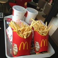 Photo taken at McDonald's by Sibel C. on 4/8/2013