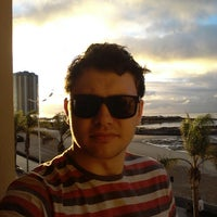 Photo taken at Diamar Hotel Lanzarote by John - Ionut F. on 2/1/2014