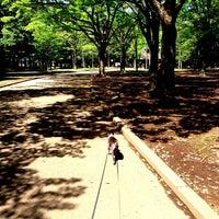 Photo taken at Yoyogi Park by Daishi N. on 5/2/2013
