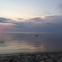 Photo taken at Hemmet Strand by Kåre K. on 7/23/2016