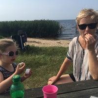 Photo taken at Hemmet Strand by Kåre K. on 7/21/2016
