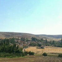Photo taken at Kara Hamzalı by Kübra D. on 8/17/2014
