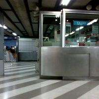 Photo taken at Metro Santa Isabel by Nati R. on 2/19/2013