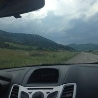 Photo taken at Корчин by Julia G. on 6/30/2014
