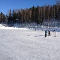 Photo taken at Keskusurheilukenttä by Tomi R. on 3/10/2013