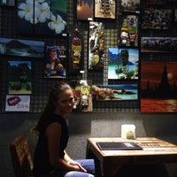 Photo taken at Mini Cafe Phuket by TIHIY on 1/21/2014