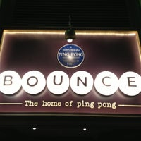 Photo taken at Bounce by Pete M. on 1/10/2013