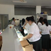 Photo taken at Biology Laboratory A, Miriam College by Kaye T. on 3/1/2013