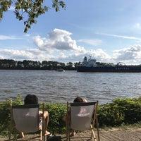 Das Foto wurde bei Strandhaus am Alten Schweden von Anke N. am 8/27/2017 aufgenommen