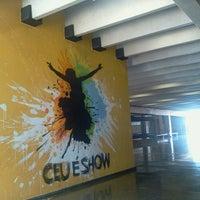 Photo taken at CEU Azul da Cor do Mar by Eduardo M. on 2/21/2013