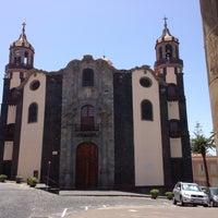 Foto scattata a Iglesia Matriz de Ntra. Sra. de La Concepcion da José Antonio G. il 5/12/2013