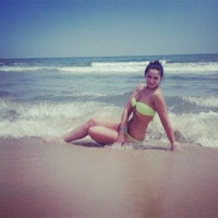 Photo taken at Beach by Натали Т. on 5/2/2013