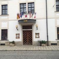 Photo taken at HOTEL GUSTAV MAHLER by Alexey B. on 12/17/2014